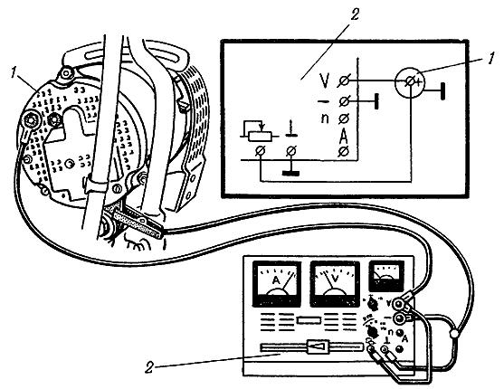 Ремонт генератора на мтз своими руками